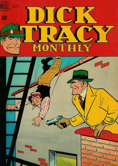 Dick Tracy Monthly Vol 1 9
