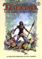 Edgar Rice Burroughs' Tarzan The Lost Adventure Vol 1 3