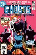Ghosts Vol 1 101