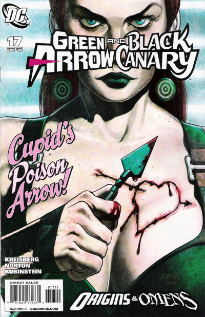 Green Arrow and Black Canary Vol 1 17