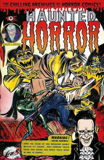Haunted Horror Vol 1 6