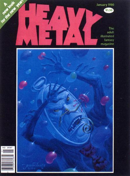 Heavy Metal Vol 3 9