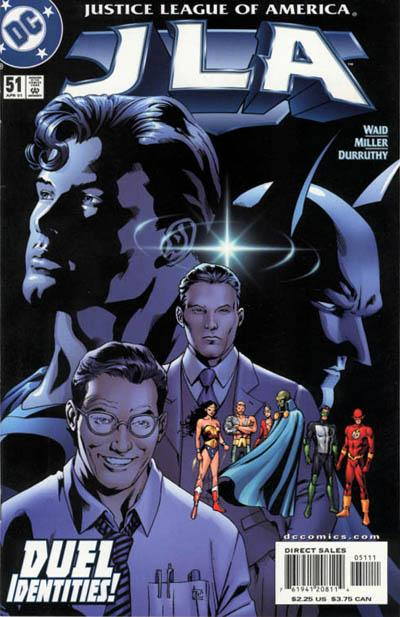 JLA: Divided We Fall