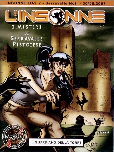 L'Insonne: Il guardiano della torre Vol 1 1
