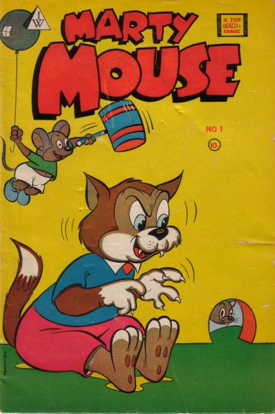 Marty Mouse Vol 1