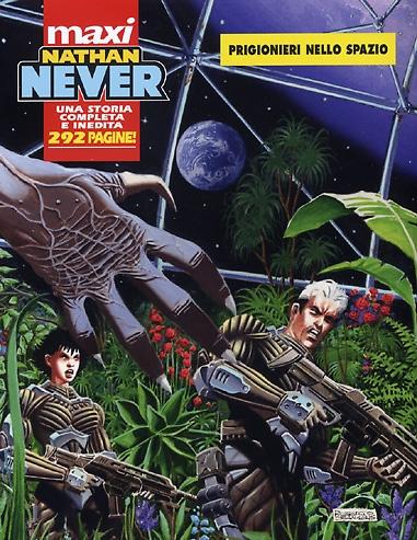 Maxi Nathan Never Vol 1 5