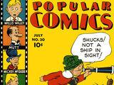 Popular Comics Vol 1 30