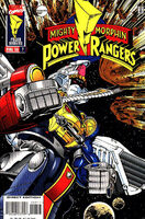 Saban's Mighty Morphin Power Rangers Vol 3 7