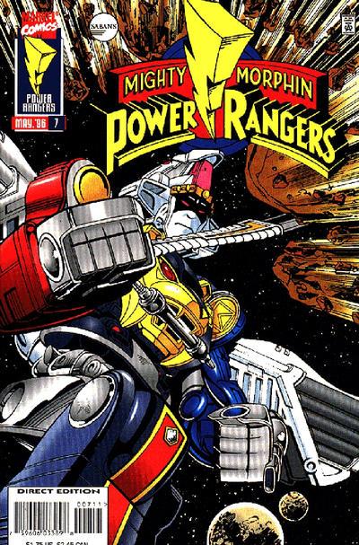 Saban's Mighty Morphin Power Rangers Vol 3 7