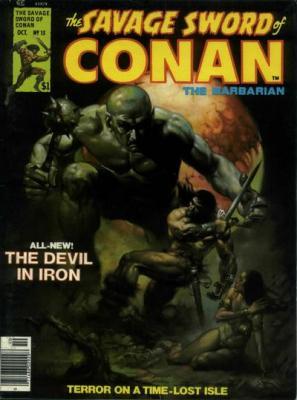 Savage Sword of Conan Vol 1 15