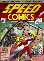 Speed Comics Vol 1 1