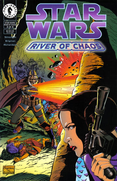 Star Wars: River of Chaos Vol 1 3