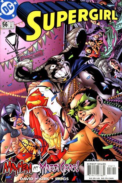 Supergirl Vol 4 56