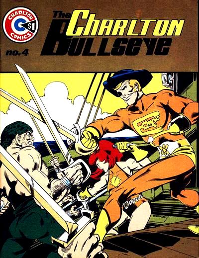 The Charlton Bullseye Vol 1 4