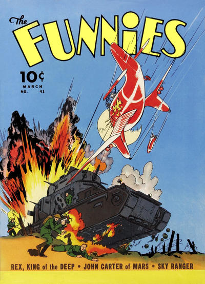 The Funnies Vol 2 41
