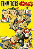 Tiny Tots Comics Vol 1 1