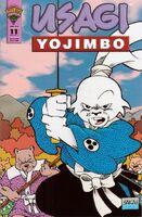 Usagi Yojimbo Vol 2 11