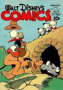 Walt Disney's Comics and Stories Vol 1 53