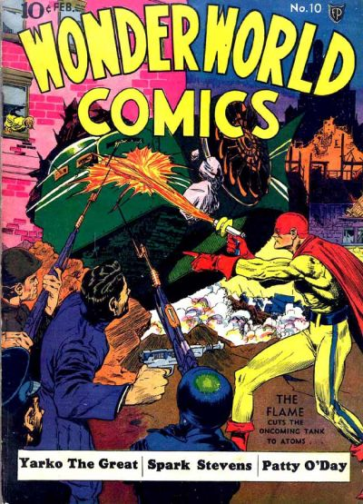 Wonderworld Comics Vol 1 10