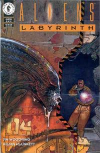 Aliens: Labyrinth Vol 1 4