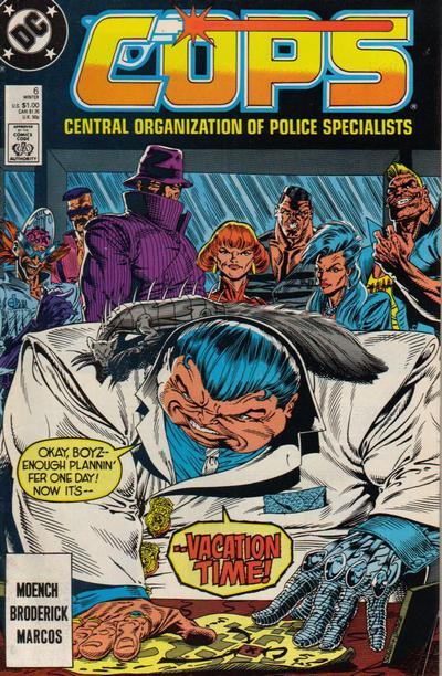 COPS Vol 1 6
