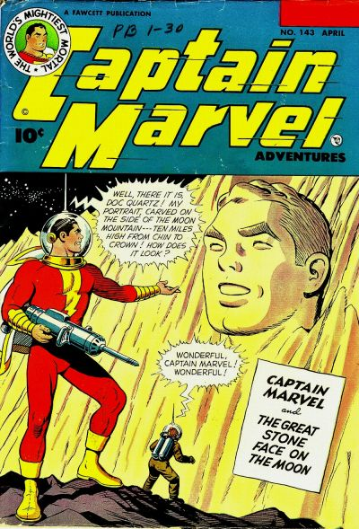 Captain Marvel Adventures Vol 1 143