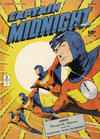 Captain Midnight Vol 1 49