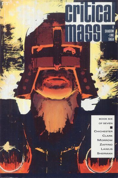 """A Shadowline Saga: """"Critical Mass"""" Vol 1 6"""