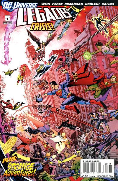 DC Universe Legacies Vol 1 5