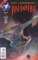 Gene Roddenberry's Lost Universe Vol 1 1