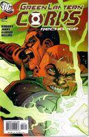 Green Lantern Corps Recharge Vol 1 3
