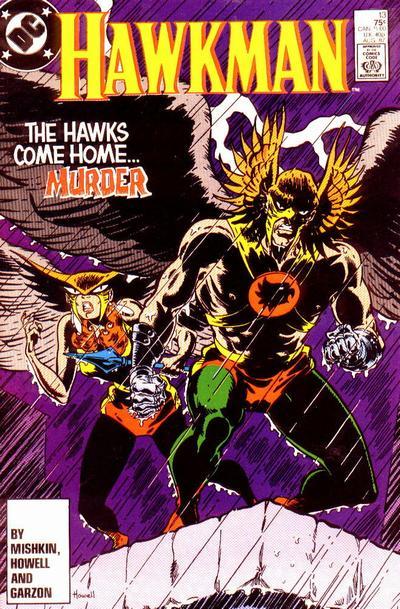 Hawkman Vol 2 13