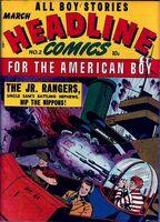 Headline Comics Vol 1 2