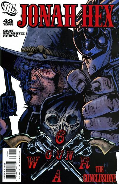 Jonah Hex Vol 2 49