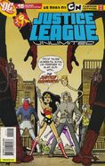 Justice League Unlimited Vol 1 19