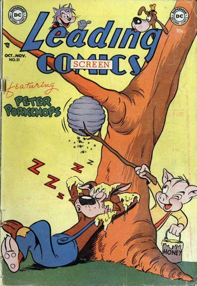 Leading Screen Comics Vol 1 51