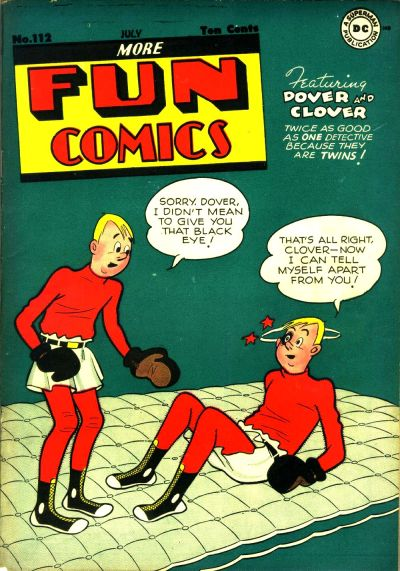 More Fun Comics Vol 1 112