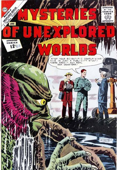 Mysteries of Unexplored Worlds Vol 1 30