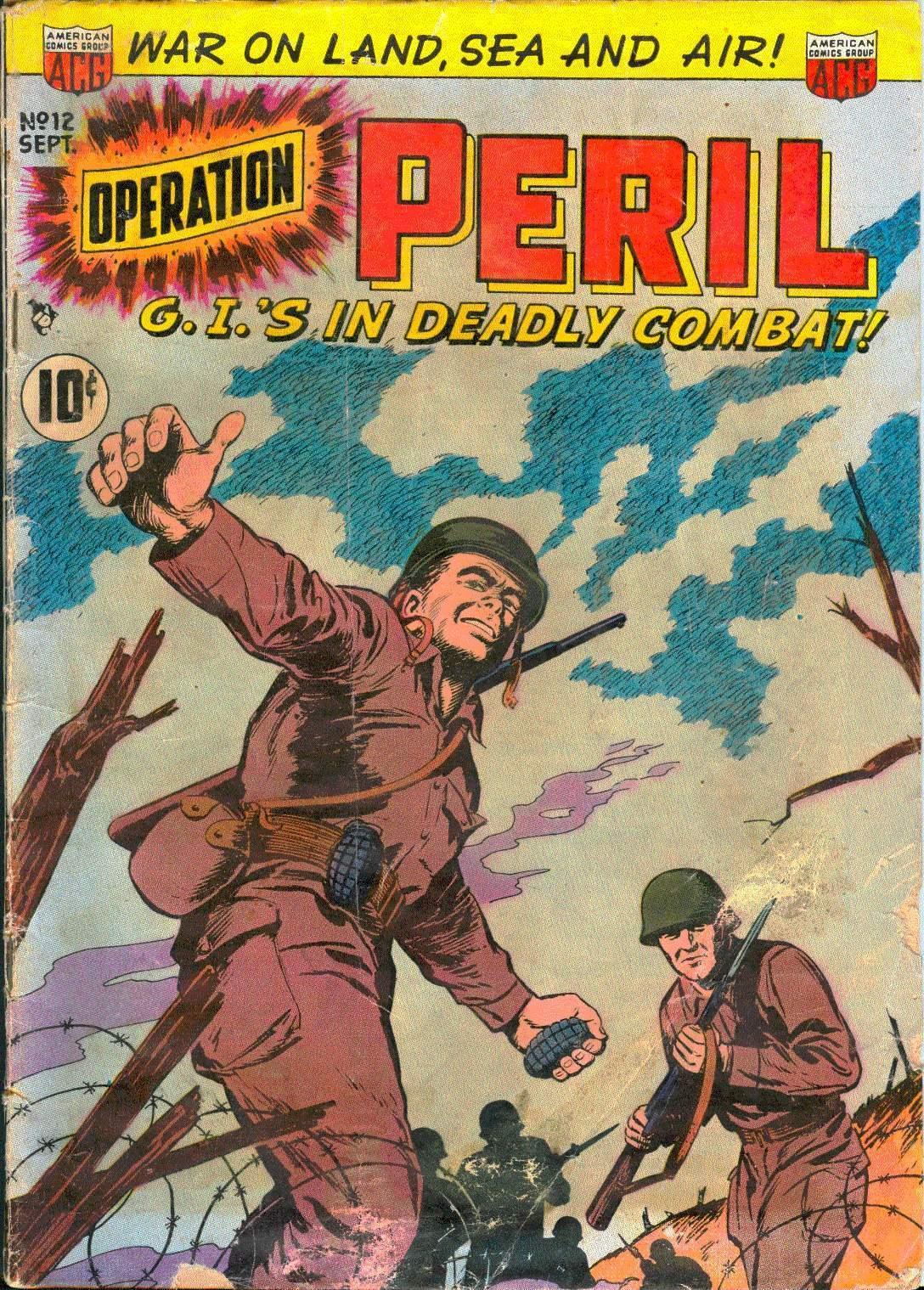Operation: Peril Vol 1 12