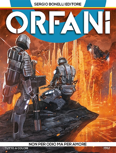 Orfani Vol 1 2