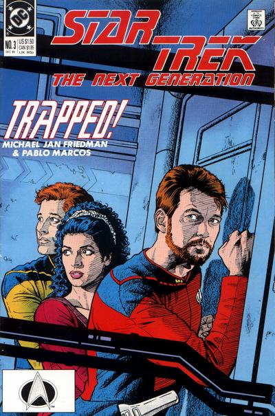Star Trek: The Next Generation Vol 2 3