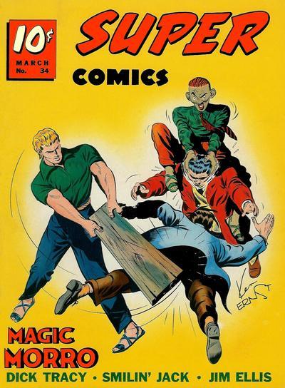 Super Comics Vol 1 34