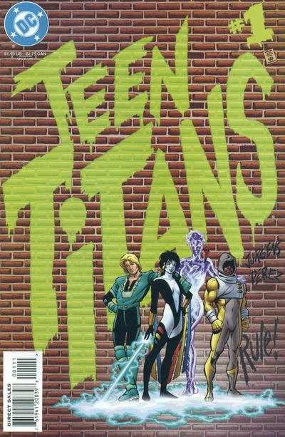 Teen Titans Vol 2 1