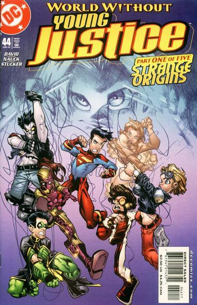 Young Justice Vol 1 44