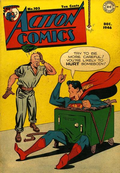 Action Comics Vol 1 103