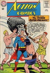 Action Comics Vol 1 320