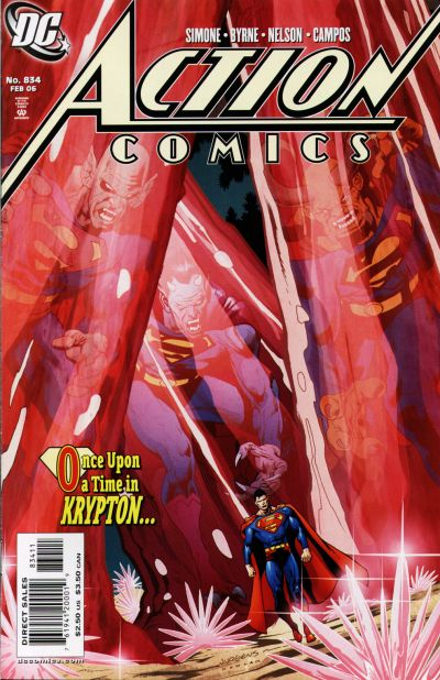 Action Comics Vol 1 834