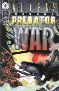 Aliens vs. Predator: War Vol 1 1