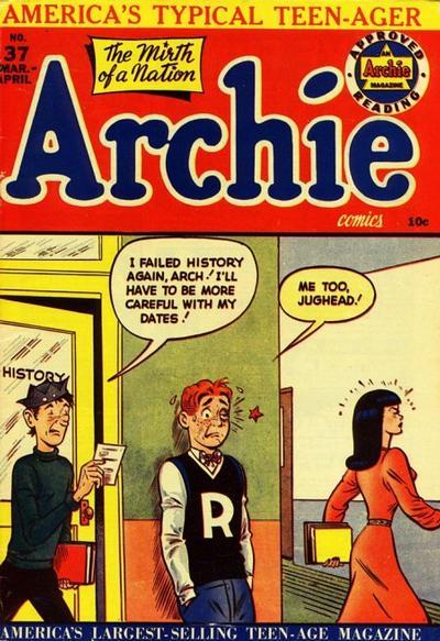 Archie Vol 1 37