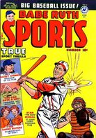 Babe Ruth Sports Comics Vol 1 9